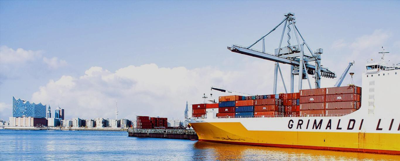 Land - Sea Cargo